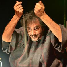 The director of the play cancelled in Jaipur explains why artists shouldn't give in to the mob