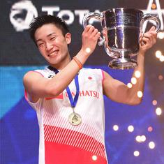 Art of controlled aggression: How Kento Momota is dominating badminton with a steady hand
