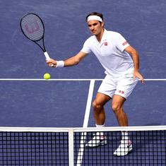 It's just not as dramatic: Federer upbeat despite second straight Indian Wells final loss