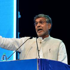 India-Pakistan tension: Nobel Prize winner Kailash Satyarthi warns of 'war-mongering' by journalists