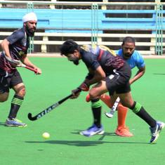 Bombay Gold Cup hockey: Champions Indian Oil to meet Punjab & Sind Bank in final