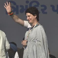 The big news: Priyanka Gandhi takes on Modi on his home turf Gujarat, and nine other top stories