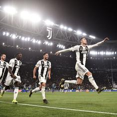 In first season at Juventus, Cristiano Ronaldo's chance to settle with Serie A title