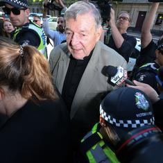 Sexual abuse: Former Vatican treasurer Cardinal George Pell sentenced to six years in jail