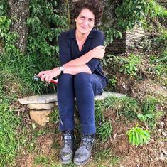 Priyanka Gandhi changes her Twitter picture and sparks a discussion