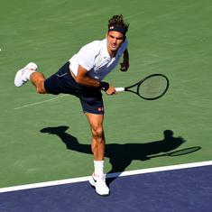 Indian Wells: Roger Federer, Rafael Nadal closer to semi-final showdown after brisk fourth-roun