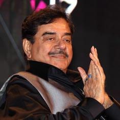 BJP MP Shatrughan Sinha claims Rahul Gandhi's income support scheme has rattled his party leaders