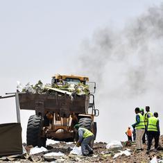 Investigators find Ethiopia crash wreckage with similar setting to Lion Air plane: Reuters