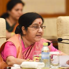 'You crossed all limits today': Sushma Swaraj warns Mamata Banerjee against criticism of PM Modi