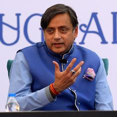 WSJ report: Shashi Tharoor-led panel summons Facebook on September 2 over hate speech allegations