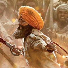 'Kesari' preview: 'If there is one man who can scream at a battalion of people, it is Akshay Kumar'