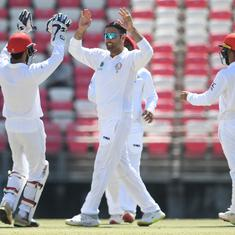 We can beat any team if our batting clicks: Afghanistan's Nabi after country's first Test win