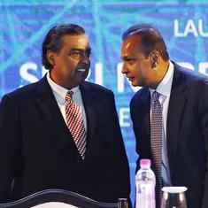 Mukesh Ambani helps brother Anil pay Ericsson dues and avoid jail term