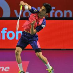 Badminton: Lakshya, Riya break into top-100; Sindhu, Saina consolidate spots in world rankings