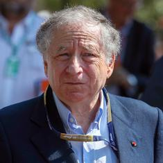 After anti-racism criticism from Hamilton, FIA chief Todt says taking a knee cannot be forced