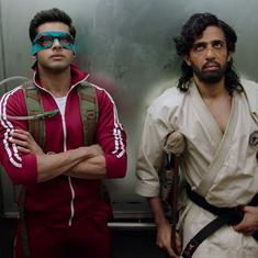 'Mard Ko Dard Nahi Hota' movie review: Lots of feeling in a comedy about a pain-immune hero