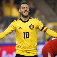 We have wanted Eden Hazard for several years, hope he will come this time: Real Madrid president