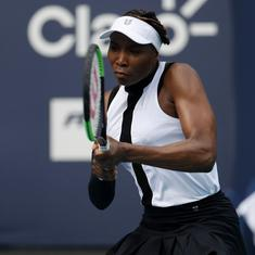 Miami Open wrap: Venus Williams rallies against Jakupovic; Mari Osaka loses on WTA debut