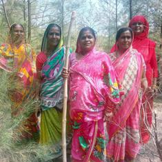 Meet the Odisha women's group that has been guarding their forest from timber smugglers for 20 years