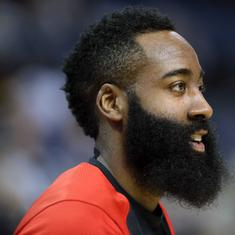 NBA: James Harden scores career best 61 points in Houston Rockets' win over San Antonio Spurs