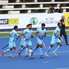 Pro Hockey League, India vs Netherlands live: Rupinder's brace helps dominant India win 5-2