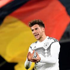 I don't remember being insulted like that: Germany's Goretzka, Gnarby hit out at racism in Wolfsburg