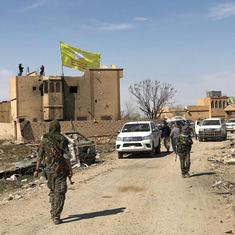 Last stronghold of Islamic State defeated, say US-backed Syrian forces