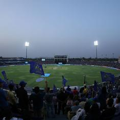 Rajasthan Royals players made to wait as stadium locked over feud between RCA and sports council