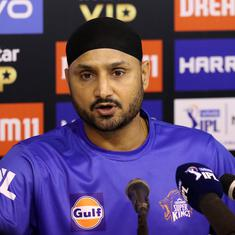 Don't mind playing without spectators: Harbhajan Singh open to IPL behind closed doors