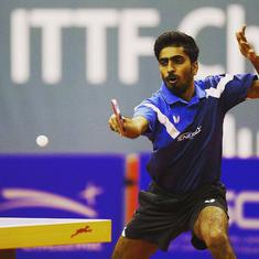 Oman Open table tennis: Sathiyan's impressive run earns him bronze, Archana Kamath bags U-21 silver