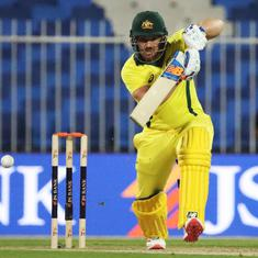 Skipper Finch cracks another ton as Australia take 2-0 lead in ODI series against Pakistan