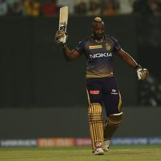 Billion dollar man for KKR: Lynn can't stop gushing about Russell's knock against RCB