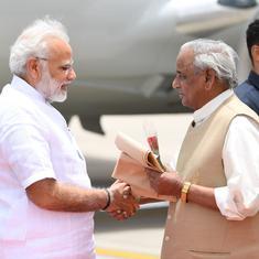 चुनाव आयोग राजस्थान के राज्यपाल कल्याण सिंह की राष्ट्रपति से शिकायत करेगा