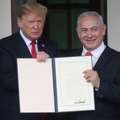 In Israel and US, the fight to maintain the rule of law has notable similarities
