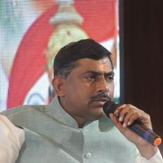 BJP leader Muralidhar Rao booked for allegedly cheating, forging Nirmala Sitharaman's signature