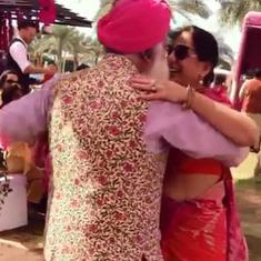 Watch: India's adorable 'dancing couple' is back melting the hearts of people on the internet