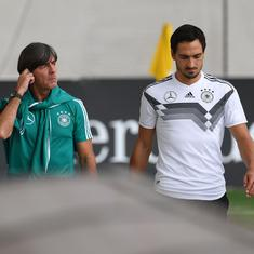 I feel snubbed, Joachim Loew should've shown more appreciation: Mats Hummels on Germany axe