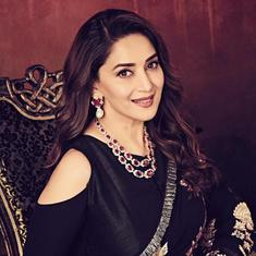 'Back to my roots': Madhuri Dixit on producing Marathi film '15 August'