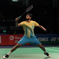 BWF World championships: Sai Praneeth, PV Sindhu sail into quarters; Saina, Srikanth, Prannoy ousted
