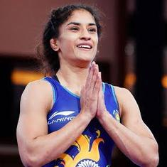 Wrestling World C'ships live updates: Vinesh pins Prevolaraki to clinch 53kg bronze medal