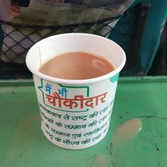 IRCTC says cups with 'Main bhi Chowkidar' printed on them have been withdrawn