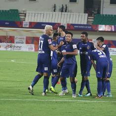 Super Cup: Vineeth, Jeje on the scoresheet as Chennaiyin FC defeat Mumbai City to reach last eight
