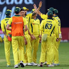 Despite two batsmen scoring centuries, Pakistan lose fourth ODI against Australia to trail 0-4