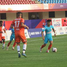 Football: FC Goa defeat Indian Arrows 3-0 to reach Super Cup quarter-finals