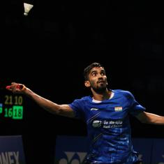 Syed Modi International: Srikanth knocked out by Son Wan Ho; Sourabh, Rituparna advance to semis