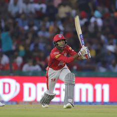 Rallied around Rahul as it wasn't easy to score runs at the start of chase, says KXIP's Agarwal