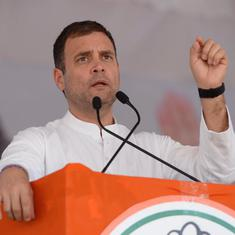 Rafale remark made 'in heat of campaigning' was misused by political opponents: Rahul Gandhi to SC