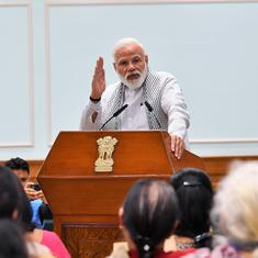 Lok Sabha elections: EC directs Eros Now to stop telecasting web series on Narendra Modi