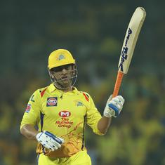 'CSK without Dhoni is like a mobile without balance': Twitter reacts to Chennai's defeat against MI