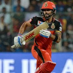 Was important for me to bat through in de Villiers' absence, says Virat Kohli after scoring IPL ton
